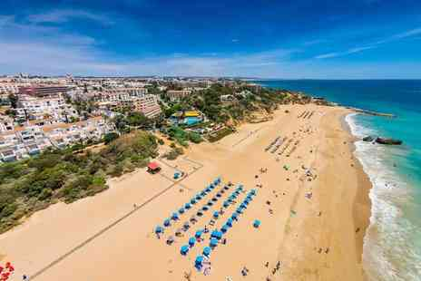 Super Escapes Travel - Three nights all inclusive Algarve break with superior room upgrade and return flights - Save 32%
