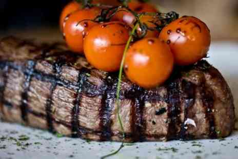 Comedor Grill and Bar - Three Course Steak Meal with Prosecco for One, Two, Four ot Six People - Save 40%