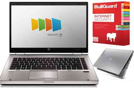 Computer Remarketing Services - Refurbished HP EliteBook 8470P 14.1 inch Core i5 3rd Gen 4GB or 8GB RAM with Optional BullGuard Antivirus With Free Delivery - Save 0%