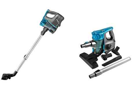 Groupon Goods Global GmbH - Pifco P28033 Cordless Vacuum With Free Delivery - Save 51%