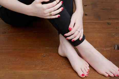 Rejuvenate Aesthetics - CND Shellac Manicure or Pedicure or Both - Save 45%
