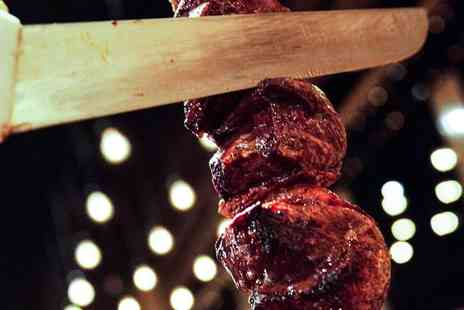 Picanha - All You Can Eat Brazilian Rodizio Steak Buffet for One, Two or Four with Option for Cocktails  - Save 25%