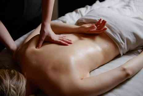 Perfect U - Choice of Massage or Couples Massage with Optional Mini Facial - Save 52%