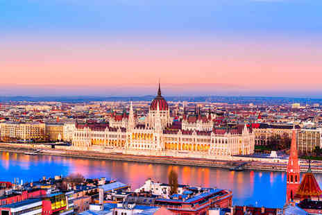 Boutique Hotel Budapest - Four Star Boutique Break on the Danube for two - Save 80%