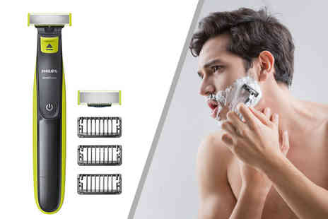 Essence Fashion - Philips OneBlade hybrid trimmer and shaver - Save 45%