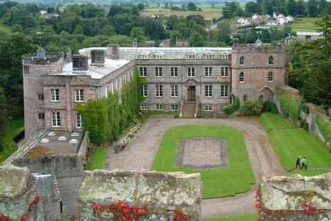 Appleby Castle - Luxury two night stay for two including breakfast, a castle tour, glass of Prosecco and hot tub and sauna access - Save 60%