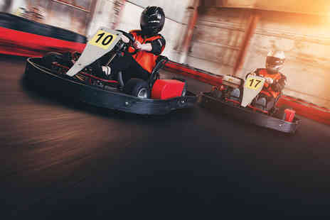 Raceway Karting - Super Shoot Out race for one - Save 37%