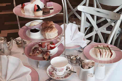 Madeleine - Afternoon tea for two include a glass of Prosecco each - Save 47%