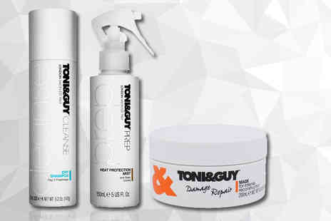 Advanced Retail Solutions - Toni & Guy prep collection - Save 0%