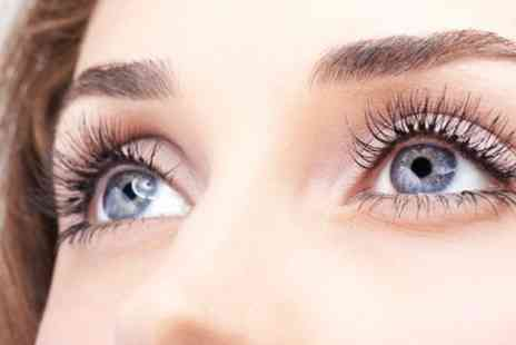 Chironda Beauty Clinic - Eyelash Extensions with Eyebrow Shape and Tint - Save 0%