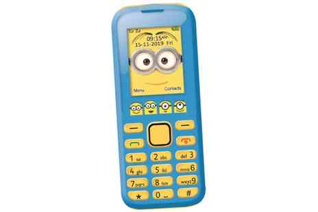 Groupon Goods Global GmbH - Lexibook Despicable Me Mobile Phone - Save 15%