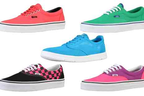 Groupon Goods Global GmbH - Unisex Vans Sneakers in Choice of Colour - Save 44%