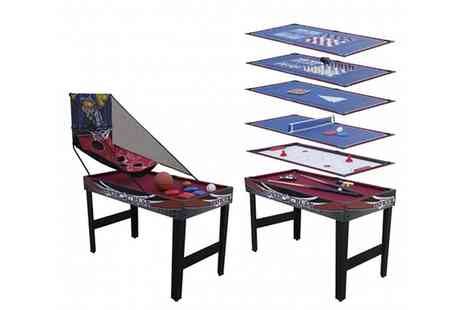 Groupon Goods Global GmbH - 12 in 1 Basketball Game Table With Free Delivery - Save 50%