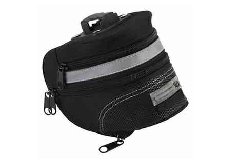 Groupon Goods Global GmbH - Bicycle Saddle Bag - Save 0%