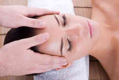 Crystal Rose Therapies - Express Facial or Indian Head Massage with Optional Reflexology - Save 40%