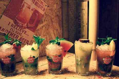 Rumba - Three or Six Cocktails - Save 52%