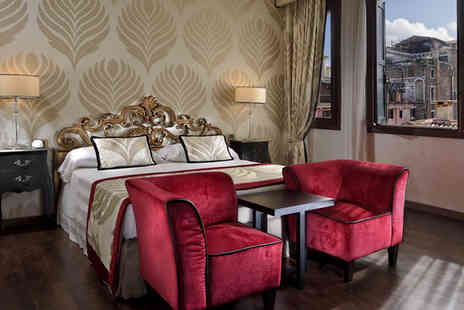 Hotel Amadeus - Elegant Style in Cannaregio - Save 80%