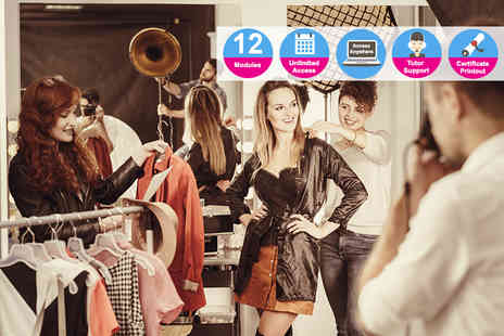 Skill Success - Fashion stylist course - Save 92%