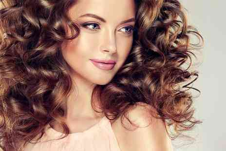 London Ladies Hair & Beauty Clinic - Perm treatment, wash and cut - Save 59%