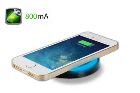 U Login - Wireless iPhone charger - Save 78%