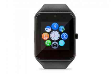 Groupon Goods Global GmbH - Bluetooth-Enabled Smartwatch - Save 78%
