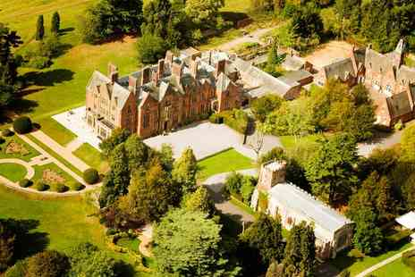 Wroxall Abbey Estate Hotel & Spa - One or Two Nights Stay for Two with Breakfast, Dinner Credit and Spa Access - Save 0%
