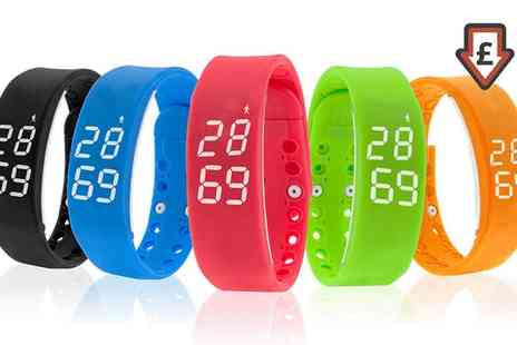 Groupon Goods Global GmbH - One or Two Childrens Activity and Sleep Trackers - Save 68%