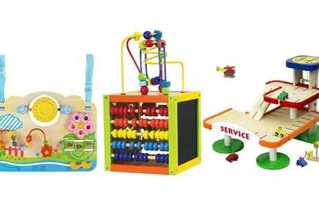 Groupon Goods Global GmbH - Primi Passi Activity Centre in Choice of Design - Save 46%