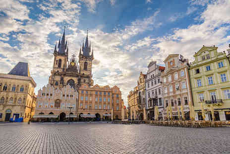 Occidental Praha - Four Star Modern Hotel Stay For Two Outside the City Centre - Save 80%