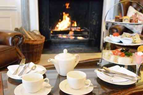 Goldsborough Hall - Afternoon tea & bubbly for 2 - Save 36%