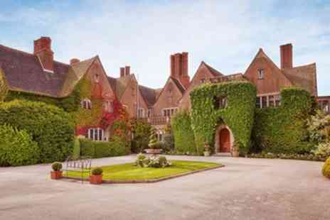 Mallory Court Hotel - Warwickshire stay with 2 AA Rosette dinner - Save 49%