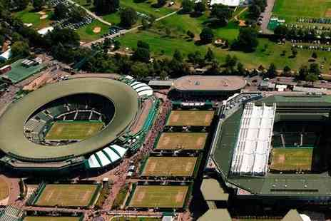 Buyagift - Childs Wimbledon Tennis tour led by a specially trained Blue Badge guides - Save 0%