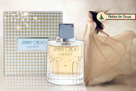 Deals Direct - 100ml bottle of Jimmy Choo Illicit EDP - Save 44%