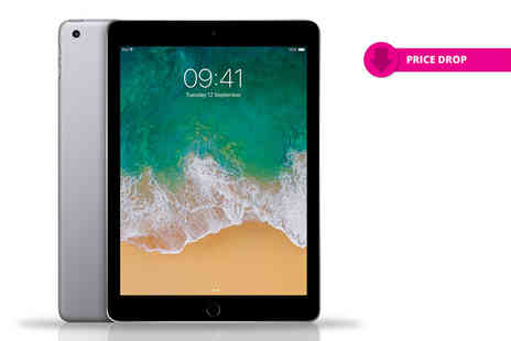 Renew Electronics - 16GB Space Grey Apple iPad Air with WiFi - Save 36%