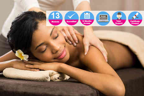 Oplex Careers - Accredited massage therapist course - Save 94%