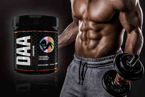 Predator Nutrition - 200g tub of D Aspartic Acid testosterone booster - Save 59%