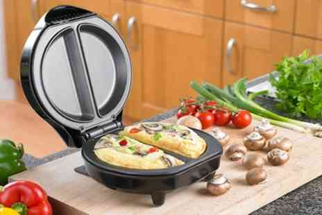Groupon Goods Global GmbH - One or Two Neo Omelette Makers - Save 76%