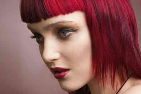 Neon Hair Boutique - Deluxe Wash, Cut, Blow Dry and Condition with Optional Highlights - Save 58%