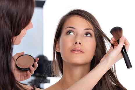 Cindy Mackenzie Beauty Academy - Choice of Three Hour Make Up Masterclass - Save 71%