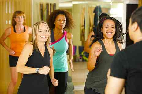 Piloxercise Dance Class - Five Dance or 10 Piloxercise and Zumba Classes for One or Two - Save 80%