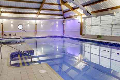 The Fountain Spa Health & Leisure Club - Spa Day with Choice of Two Treatments and Use of Facilities - Save 34%