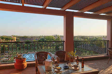Terra Mia - Boutique Riad with Magnificent Mountain Views For Two - Save 57%