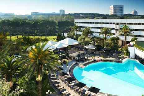 Sheraton Roma Hotel - Four Star Sheraton Style Stay For Two in the Eternal City - Save 80%
