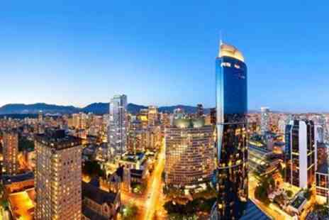 Sheraton Vancouver Wall Centre - Vancouver 4 Star Sheraton Hotel - Save 0%
