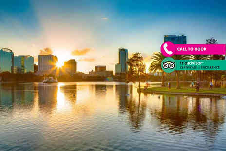 Super Escapes Travel - Seven night 4 Star Orlando break with flights - Save 33%