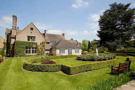 Quorn Grange Hotel - One or two night stay for two with breakfast and two course dinner - Save 40%