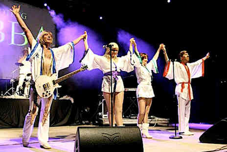 Ramada Hotel - ABBA tribute night on 21st December or a Prince tribute night on 22nd December with three courses - Save 40%