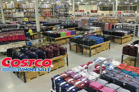 Costco - 12 month Costco membership or in warehouse voucher and three goodies - Save 54%