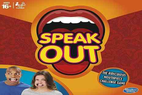Galla Trading - Speak out family challenge game - Save 55%