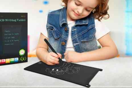 Groupon Goods Global GmbH - One or Two Lcd Digital Writing And Drawing Tablets and Ewriters in Choice of Colour - Save 67%